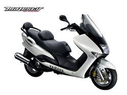 USED MOTORCYCLE YAMAHA MAJESTY
