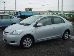 Toyota Belta Japanese Used Car
