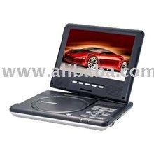 "Pdvd977-9. 2"" Portable DVD Player Swivel Screen"