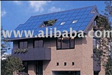 SOLAR PANELS LOW COST BIPV (Fully Intergrated Just Roof Tile)