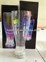 led disco light flashing cup