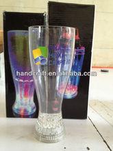 led disco light flashing cup
