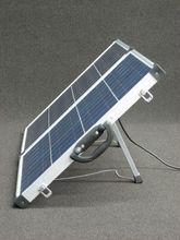 80W High efficience mono silicon solar folding panel