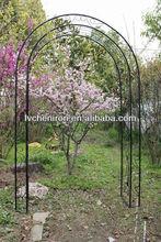 Metal Garden Nature Rose Arch