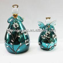 Decorative christmas glass angel