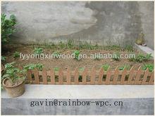 outdoor garden wood trellis fence