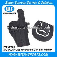 Airsoft SIG P220/P226 RH Paddle Gun Pistol Belt Holster