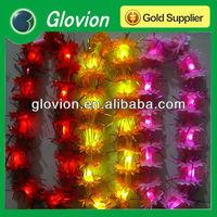 Hawaiian lei light up hawaiian leis led glow hawaiian leis