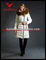 Mujeres zorro de piel de invierno más el tamaño de corea del estilo de ropa