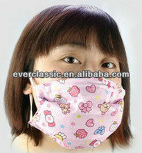 Hot sell custom printed dust face mask