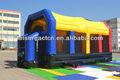 Jogo de esporte inflável arena justas inflável made in china