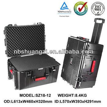 leather gun case