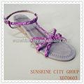fahion confortável senhora novo design sandálias