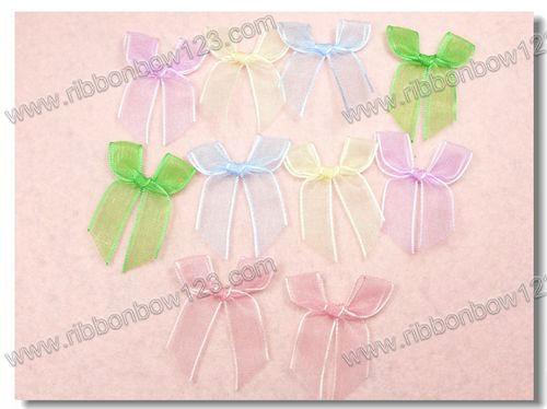Pet ribbon dog ornaments/pure handmade pet clothes accessories