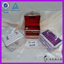 2013 Makeup Case/make Up Cases/aluminum Makeup Boxes
