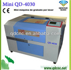 Jigsaw Puzzle Tables/Small Lazer Engraving Machine for Acrylic/Engraving Machinery QD-4030