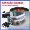 4 radar detector car sensor for car parking sensor