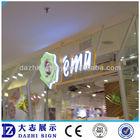 illuminated acrylic signs