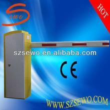 Electrónico de barrera de seguridad para el sistema de estacionamiento