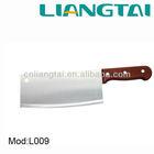 Super Sharp Bone Cutting Kitchen Knife With Wood Handle