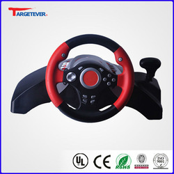 2013 Hottest USB Wheel With Vibration gear shift racing wheel
