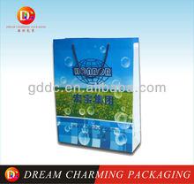 Fashion Model Packing Paper Cloth Bag