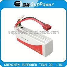 11.1V 2200mAh 3cell lipo battery li-polymer 1200mah 3.7v rc battery
