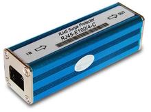 Ethernet RJ45 lightning protection for signals