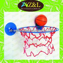 hoop basketball set