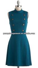 2013 guangzhou new fashion Matter of Tact girl dress
