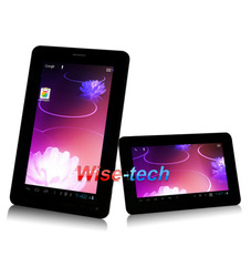 "Best Cheap 7"" Built-in 3G phone call tablet pc sim card slot Dual camera"