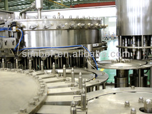 automatic 3in1 pet bottle carbonated drink bottling plant