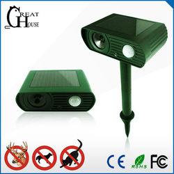 GH-191A solar ultrasonic wild animal trap