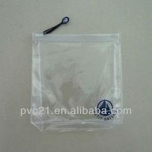 2012 new Clear EVA Bag with zipper eva garment bags