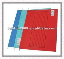 2012 new design suspension paper hanging file