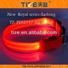 The Royal series glowing led flashing