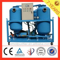 ZLA series portable vacuum transformer oil dehydrator