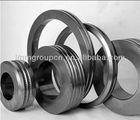 Tungsten carbide wire roller
