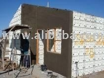Low Cost Building System project