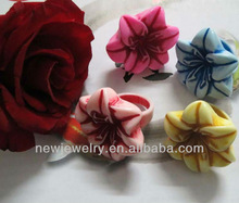 Zhui Hao High Quality Eco-friendly Resin Ring