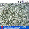 China natural green pebbles