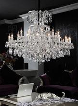 luxury new model chandelier silver lamp lighting made by Fonyan Lighting MDG53013