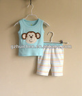 mom and bab 2013 baby clothes 100% cotton boy sets