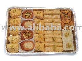 Turkish Style Baklava Mixed Variety Tray