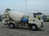 Used Isuzu Cement Mixer