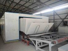 White Color Fiber Cement Board