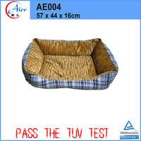Indoor dog house bed luxury metal dog beds