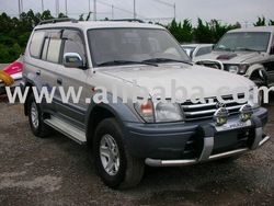 Toyota LANDCRUISER PRADO Second Hand Cars