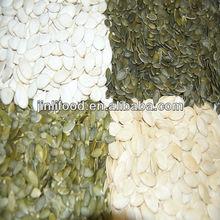 2012 crop raw top quality green pumpkin kernel/green kernel for sale