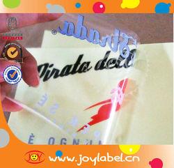 Glossy Vinyl Waterproof Labels & Stickers